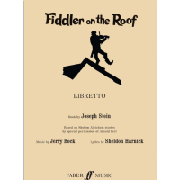 Fiddler On The Roof Libretti